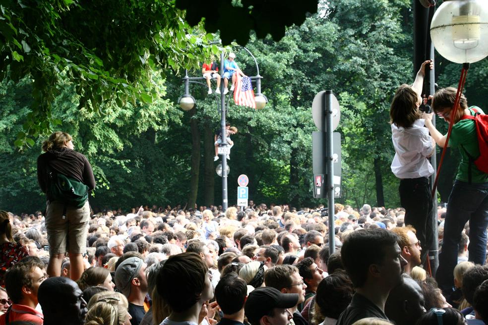 Obama in Berlin - 01